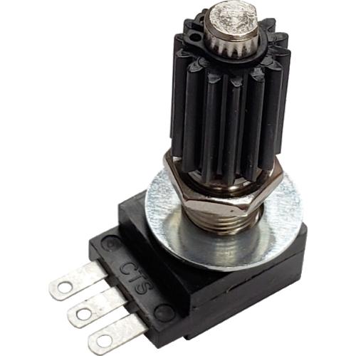 Potentiometer - Dunlop, Hot Potz II Crybaby, 100 kΩ image 1