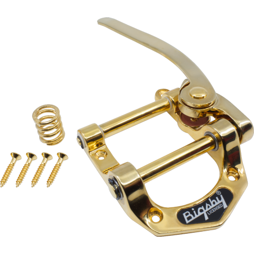 Vibrato - Bigsby, B500, for flat-top electric guitars image 4