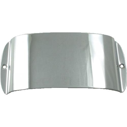 Cover - Fender®, for Vintage P-Bass, Chrome image 1