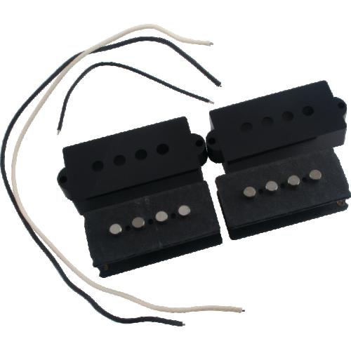 Pickup Kit - Precision Bass (P-Bass), Black Cover image 1