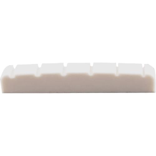 Nut - Fender®, Pre-slotted, Melamine, for Tele and Strat image 1