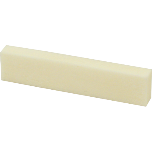 Nut - Bone, for Acoustic, 45mm x 10mm x 4.95mm image 1