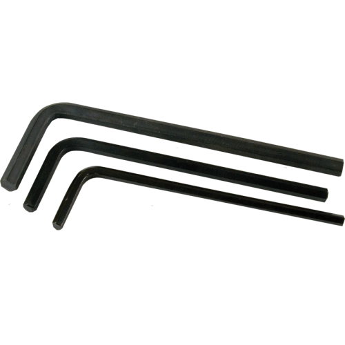 Allen wrenches - set of three sizes image 1