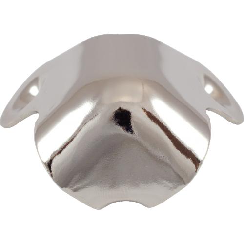 Corner - 2-Hole, 20 Gauge, for cabinets image 1
