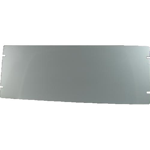 "Cover Plate - Hammond, Aluminum, 13.5"" x 5"", 20 Gauge image 1"