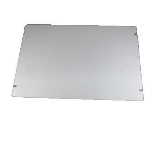 "Cover Plate - Hammond, Aluminum, 12"" x 8"", 20 Gauge image 1"