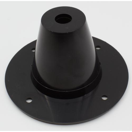 Jack Plate - Marshall, for Input Jack On Speaker Cabs, Plastic image 2