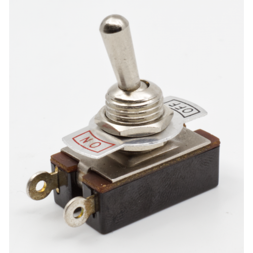 Switch - Toggle, SPST, for Fender® image 2