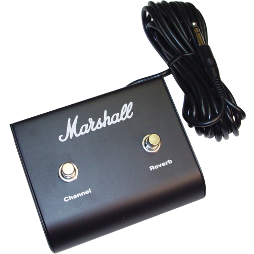 Footswitch - Marshall, Two Button (Channel, Reverb) image 1
