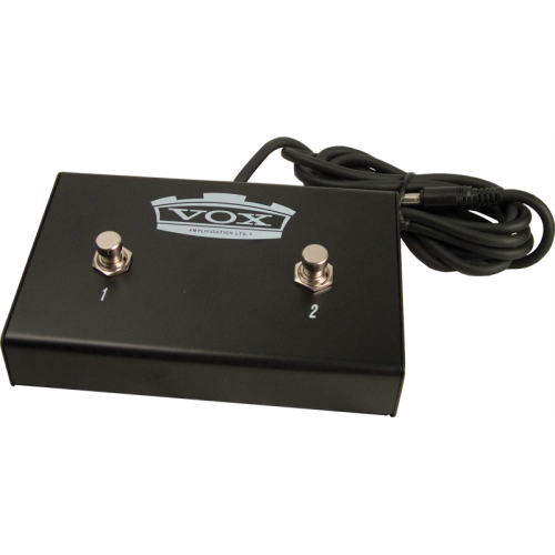 Footswitch Box - Vox, Two Button dual image 1