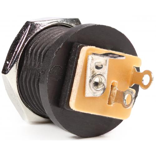 Power Jack - DC Panel Mount, Rear Mount, 5.5mm External, 2.1mm Internal image 2