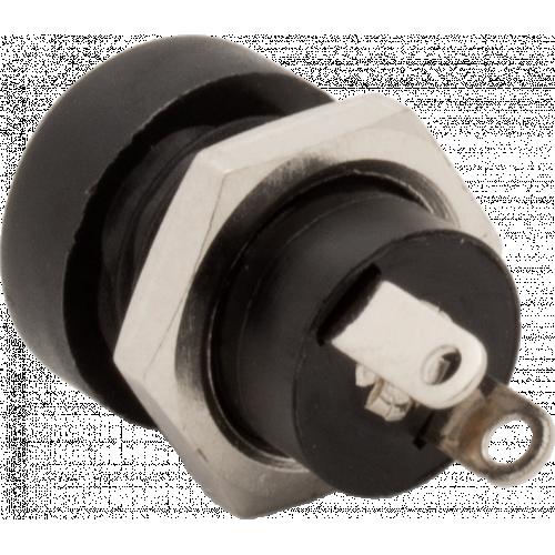 Power Jack - Lumberg, DC Panel Mount, Low Profile, 5.5mm External, 2.1mm Internal image 2