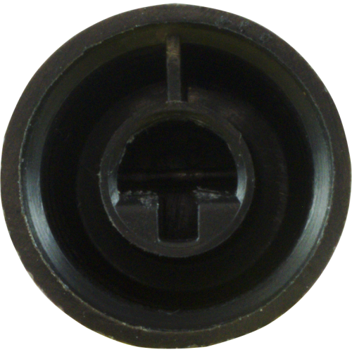 Knob - Ampeg, Classic, D Shaft with indicator line image 3