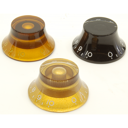 Knob - Top Hat, Gibson Style see-through image 1