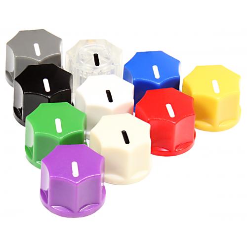 Knob - Mini Indicator, Set Screw, 15mm x 11mm image 1