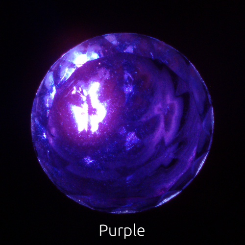 Pictured: Purple
