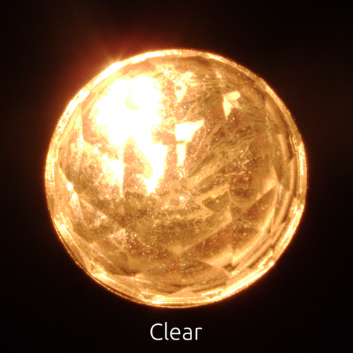 Pictured: Clear