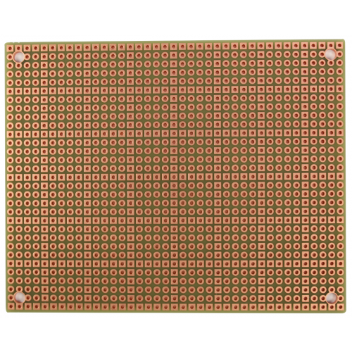 "PadBoard - Double Sided, Plated Holes, 3.94"" x 3.15"", Mounting Holes image 1"