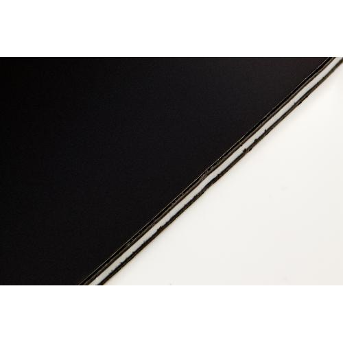 Pictured: Black/White/Black, 3-Ply
