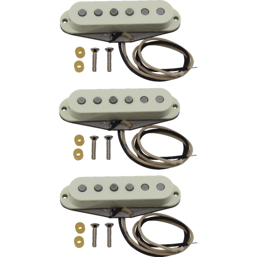 Pickup - Fender®, Pure Vintage '65 Strat®, Set of 3 image 1