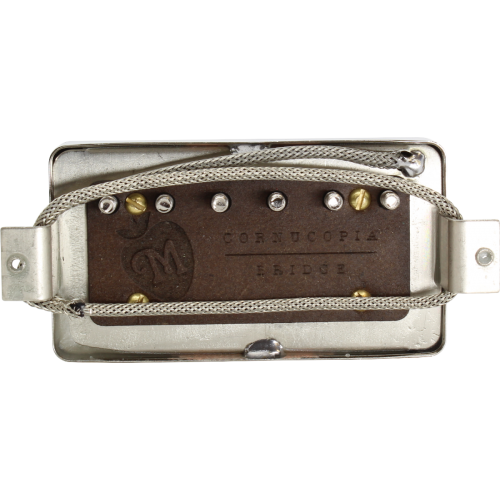 Pickup - McNelly, Humbucker, Cornucopia, Bridge, Nickel image 2