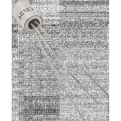 Transistor - AC127, Germanium, TO-1 case, NPN image 1