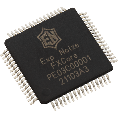 Integrated Circuit - Experimental Noize FXCore, DSP, Multi-Effect / Reverb image 1