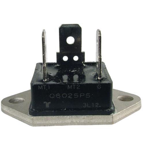 Triac - Q6025P5 - Alternistor, 600V, 25A, Fastpack TO-3 Base image 1