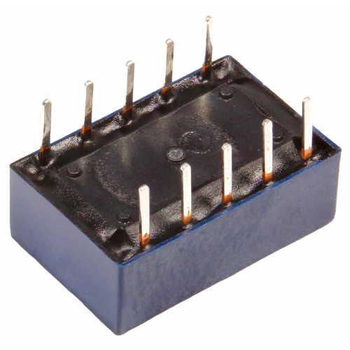 Relay - Panasonic, DPDT, 5V, Single Coil, Latching image 2