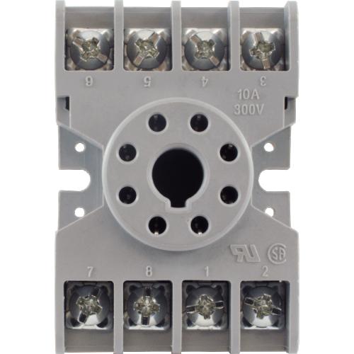 Socket - 8 Pin Octal, Relay, terminal strips image 2