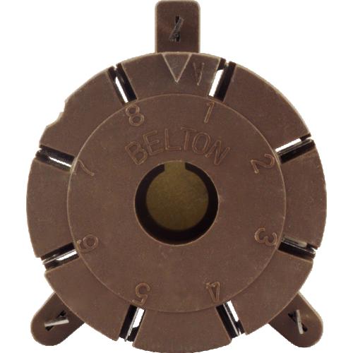Socket - Belton, 8 Pin, for Auto Wave Soldering image 2