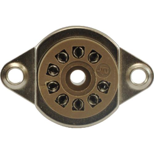 Socket - Belton, 9 Pin, Miniature, Top Mount image 2