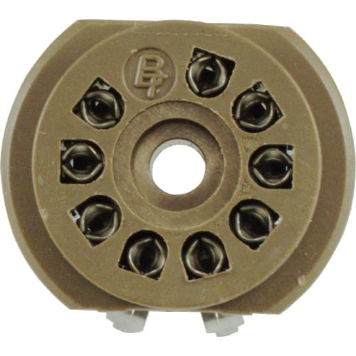 Socket - Belton, 9 Pin PC Mount Standoff image 2