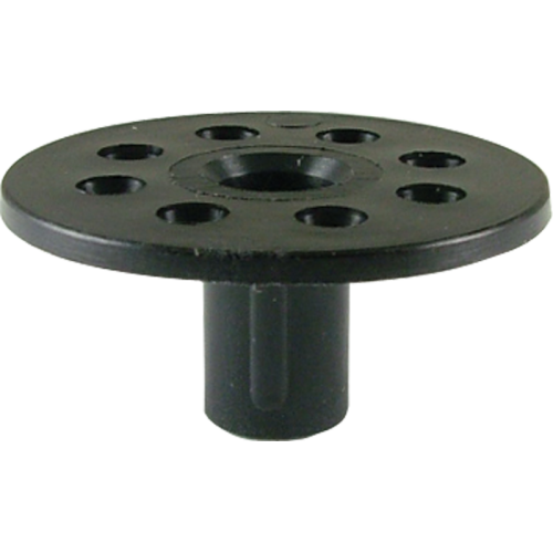 Keyway - Replacement piece for octal tubes image 1