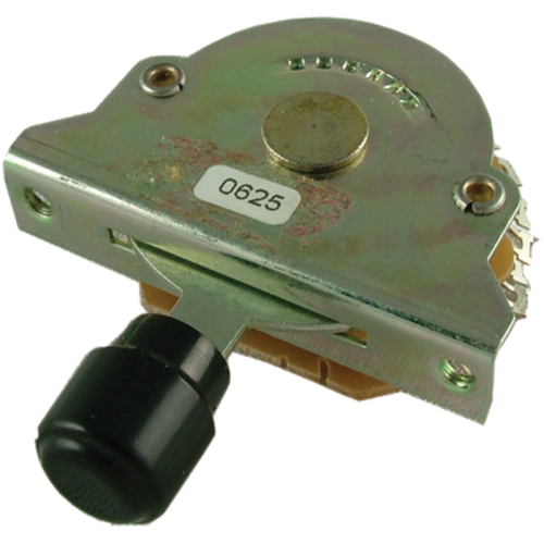 Switch - Fender®, Pickup Selector, 4-Way Telecaster Mod image 2