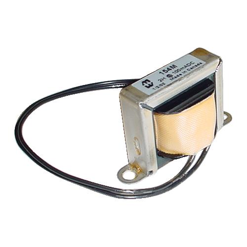 Filter Choke - Hammond, Open Bracket, 2 H, 100 mA image 1