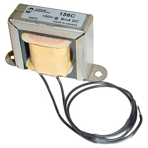 Filter Choke - Hammond, Open Bracket, 150 H, 8 mA image 1