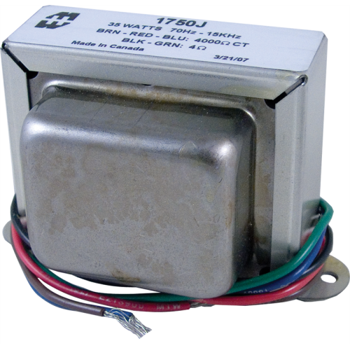 Transformer - Hammond, Output replacement for Fender, 35W 4kΩ image 1