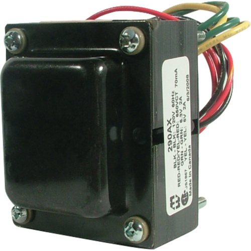 Transformer - Hammond, Guitar Amplifier, replacement for Fender, 120 V upgrade image 1