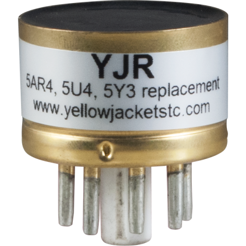 Vacuum Tube - Solid State Tube Rectifier, Yellow Jackets®, YJR image 1