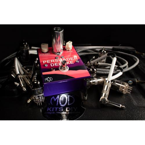 Effects Pedal Kit - MOD® Kits, The Persuader Deluxe, Overdrive image 4