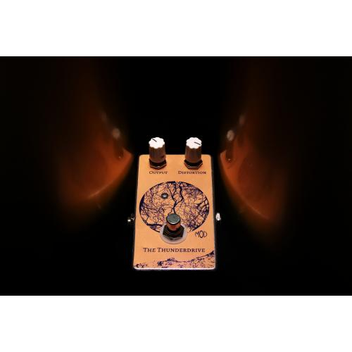 Effects Pedal Kit - MOD® Kits, The Thunderdrive, Overdrive image 4