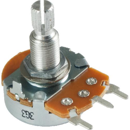 Potentiometer - Alpha, Audio, PC Mount image 1