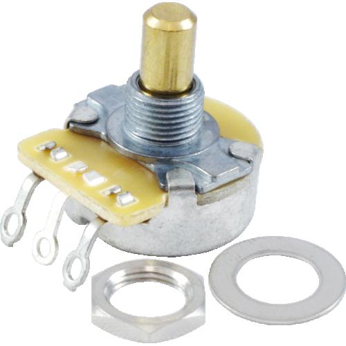 Potentiometer - Fender®, 1M, Solid Shaft image 1
