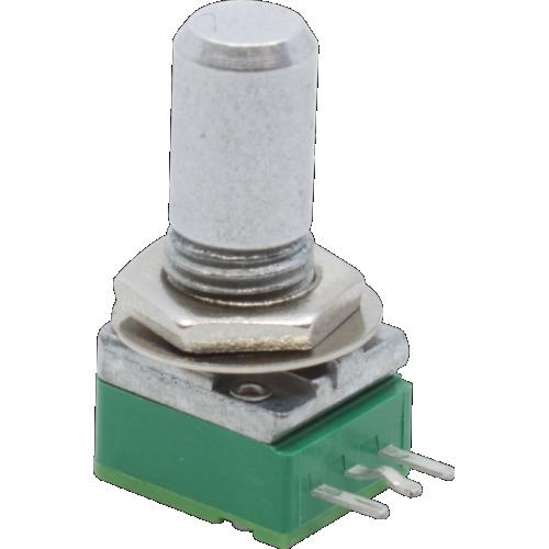 Potentiometer - Alpha, Audio, 9mm, Right Angle image 1