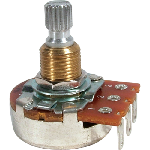 Potentiometer - Bourns, Linear, Knurled Shaft image 1
