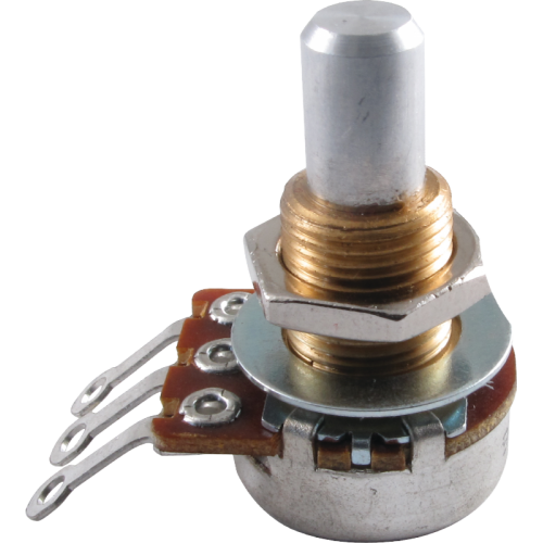 Potentiometer - Bourns, Linear, Solid Shaft, Mini image 1