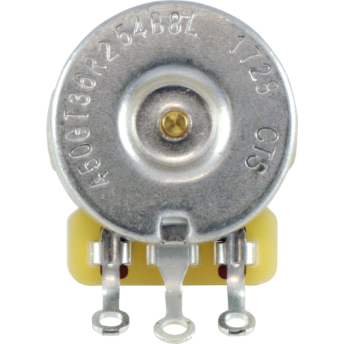 Potentiometer - CTS, J Taper, Solid Shaft, Panel Mount image 2