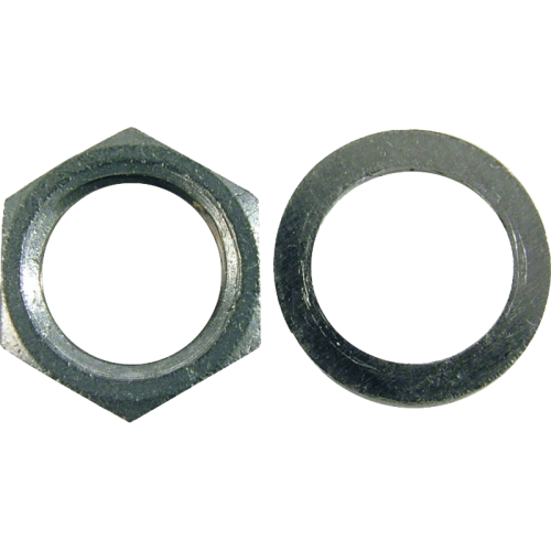 """Nut & Washer - Panel, for 3/8"""" Potentiometers image 1"""