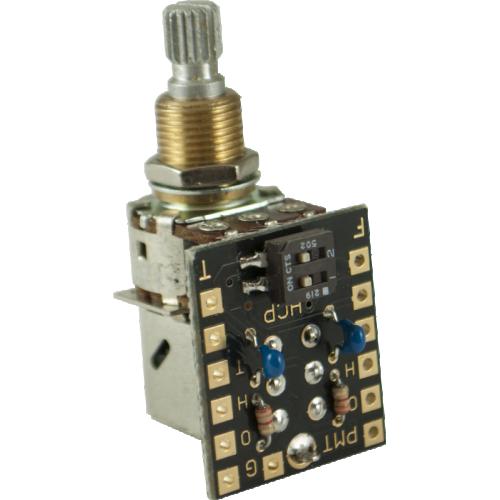 Potentiometer - PMT, Humbucker Control, Coil Filters image 1